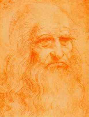 Leonardo1452-1519 SelfP 1510 Turin BR